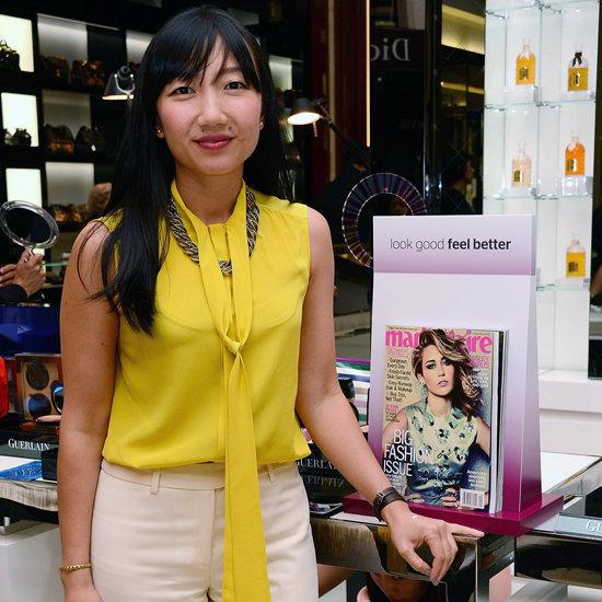 Glamour Names Ying Chu Beauty Director