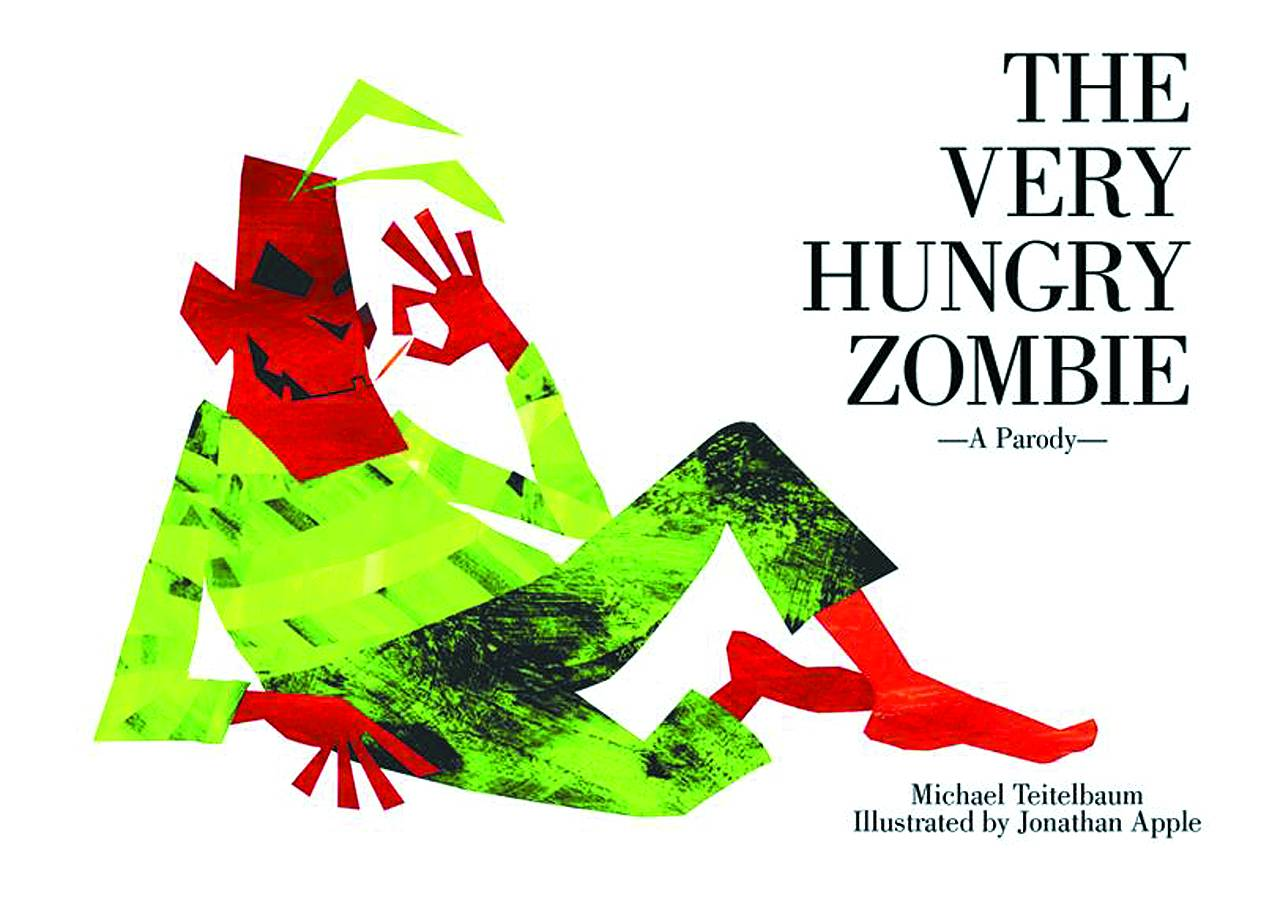 The Very Hungry Zombie: A Parody
