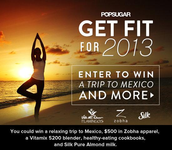 FitSugar Get Fit For 2013 Giveaway