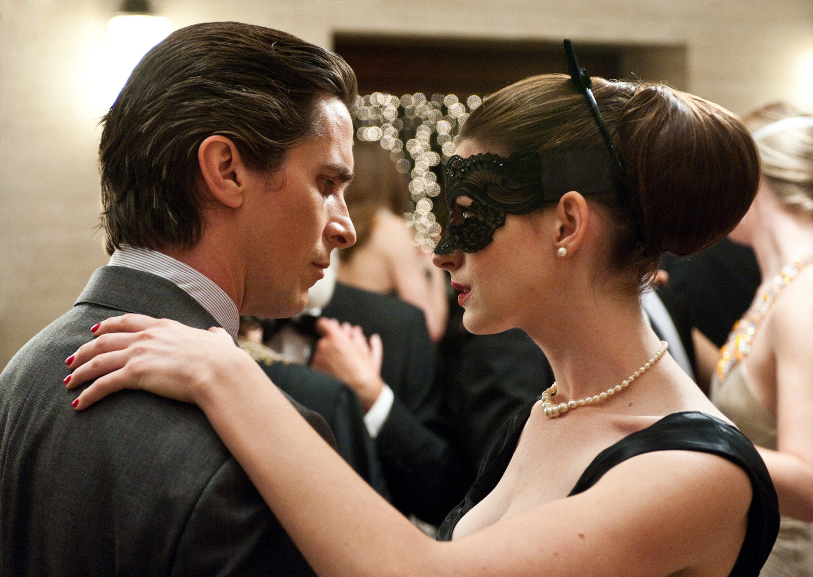 Catwoman and Batman, The Dark Knight Rises | Sweet, Funny ...