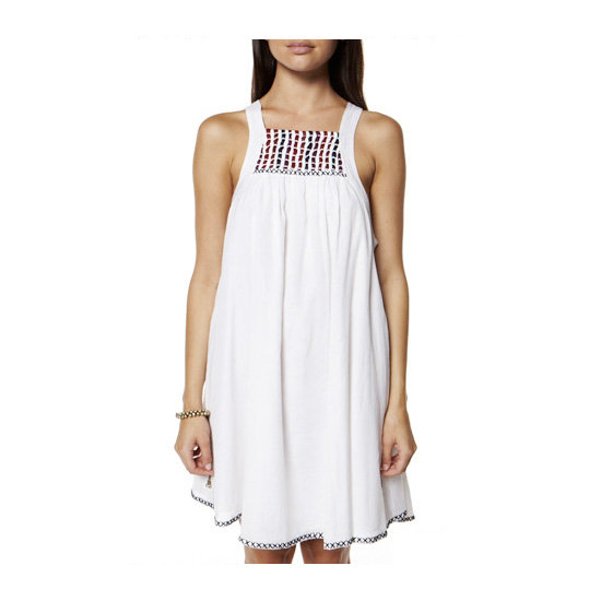 A Cotton Sun Dress