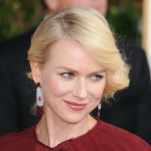 Pictures of Naomi Watts at the 2013 Golden Globes