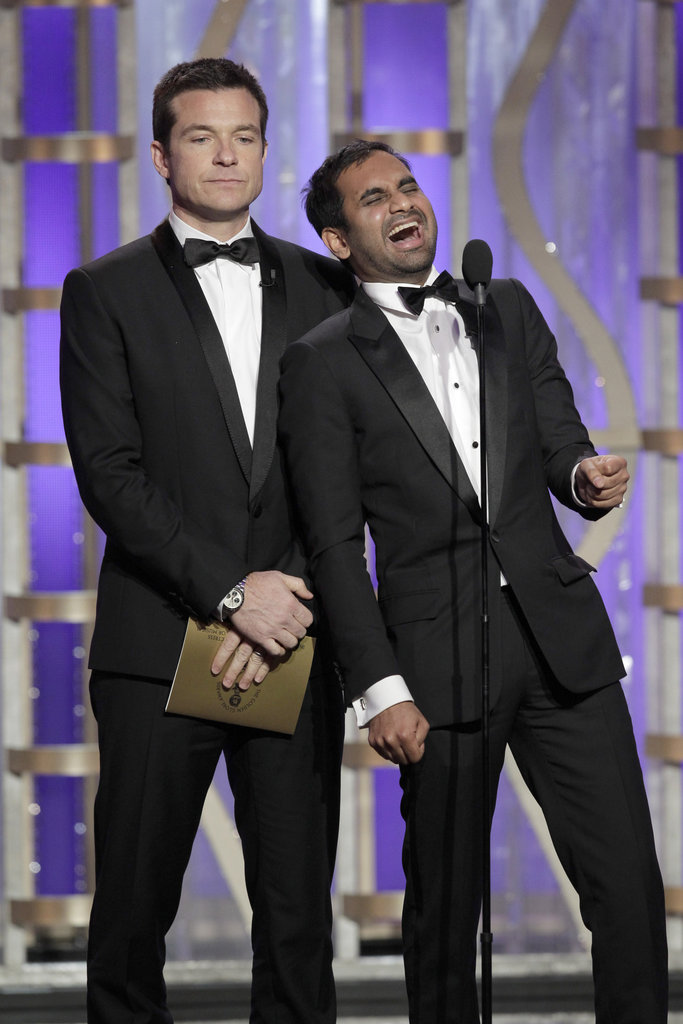 Aziz Ansari Gets High on Biscuits