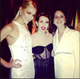 Jaime King, Emma Roberts, and Lana Del Rey looked glamorous at the InStyle party. Source: Instagram user justjustinnyc