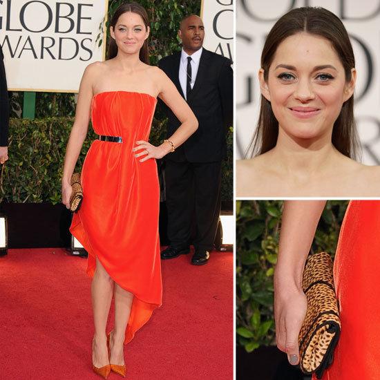 Marion Cotillard | Golden Globes Red Carpet Fashion 2013