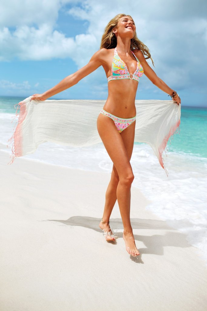 Bikini Inspiration, Courtesy of Victoria's Secret Swim Campaign