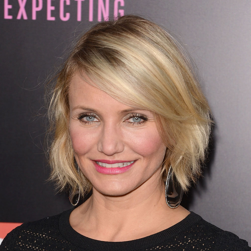 Cameron Diaz Haircut: Pictures Of Celebrities With Bob Haircuts