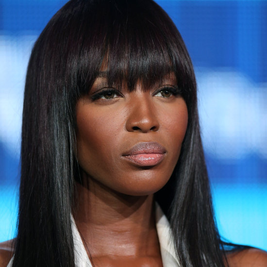 Naomi Campbell on Season One of The Face