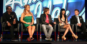 American Idol Season 12: The Nicki/Mariah Feud Certainly Seems Real