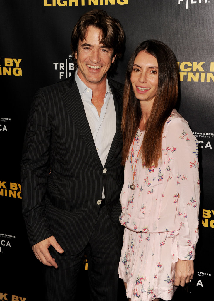 Dermot Mulroney and Tharita Catulie