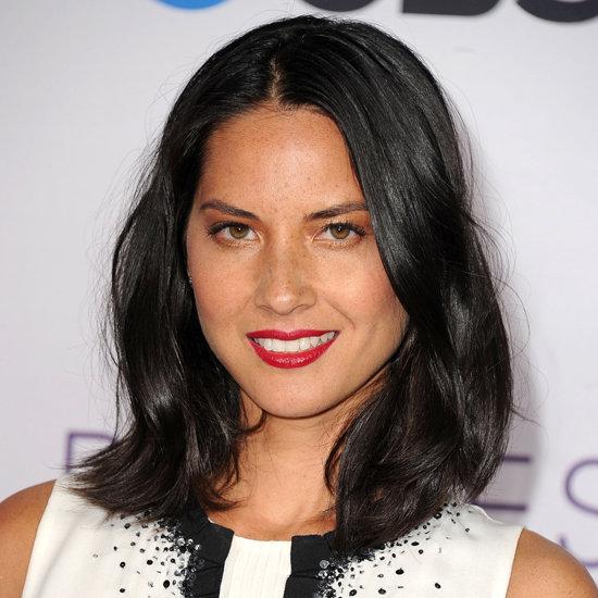 People's Choice Awards Hair, Beauty: Lea Michele Kaley Cuoco