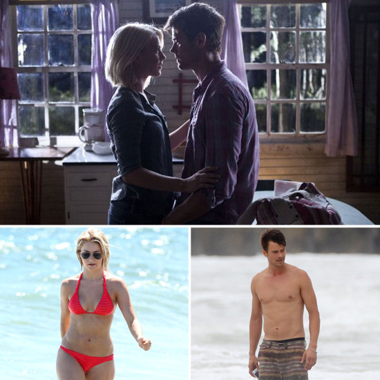 7 Connections Julianne Hough and Josh Duhamel Have to Safe Haven