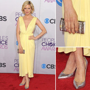 Brittany Snow at People's Choice Awards 2013
