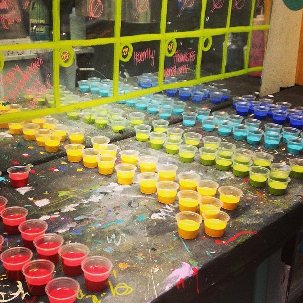 Throw a Paint Party