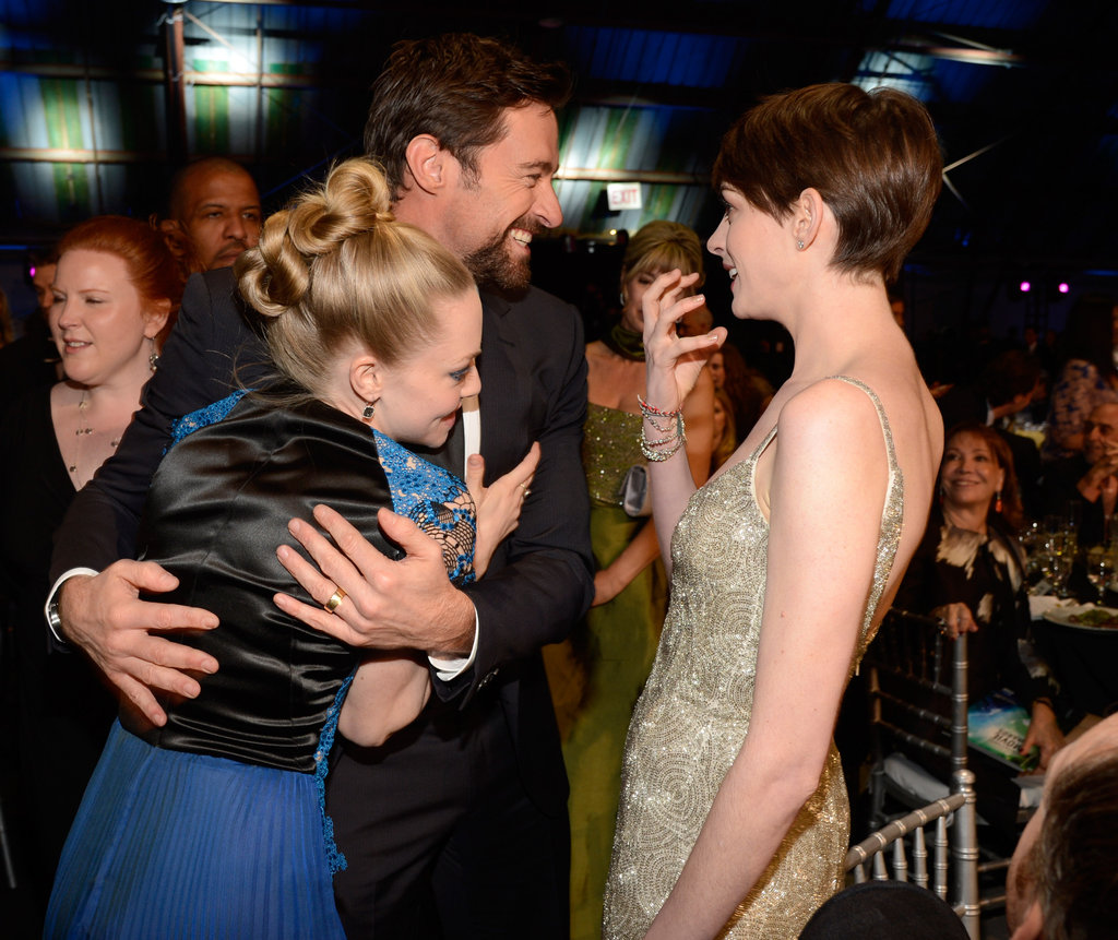 hugh jackman and anne hathaway relationship