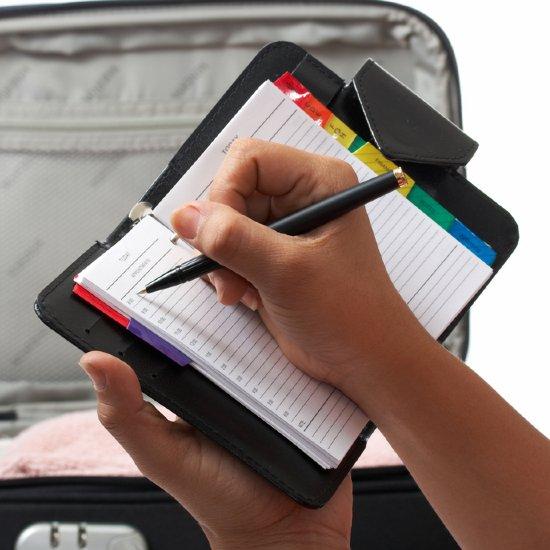 Free Printable Travel Checklist