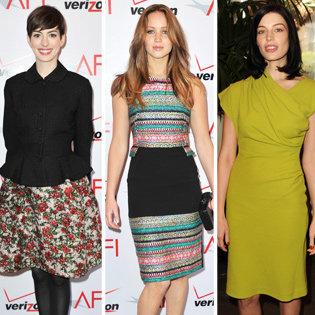 Best Dressed at AFI Awards 2012