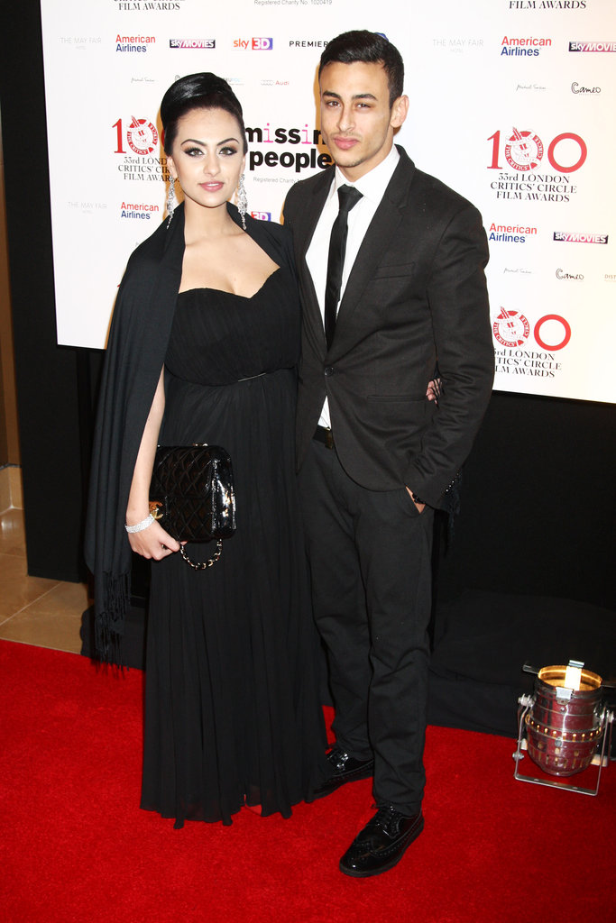 Fady Elsayed attended the London Film Critics' Circle Awards.