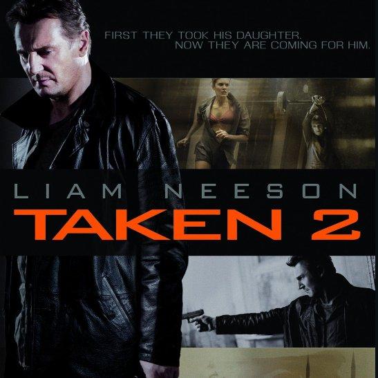 Taken 2 DVD Release Date