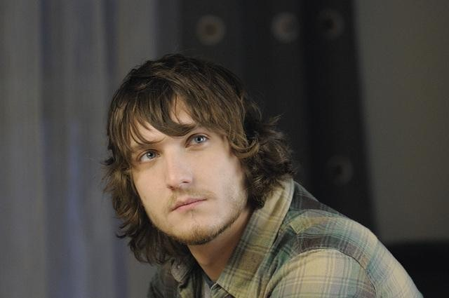 Scott Michael Foster in Zero Hour.<br />