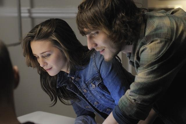 Addison Timlin and Scott Michael Foster in Zero Hour.<br />