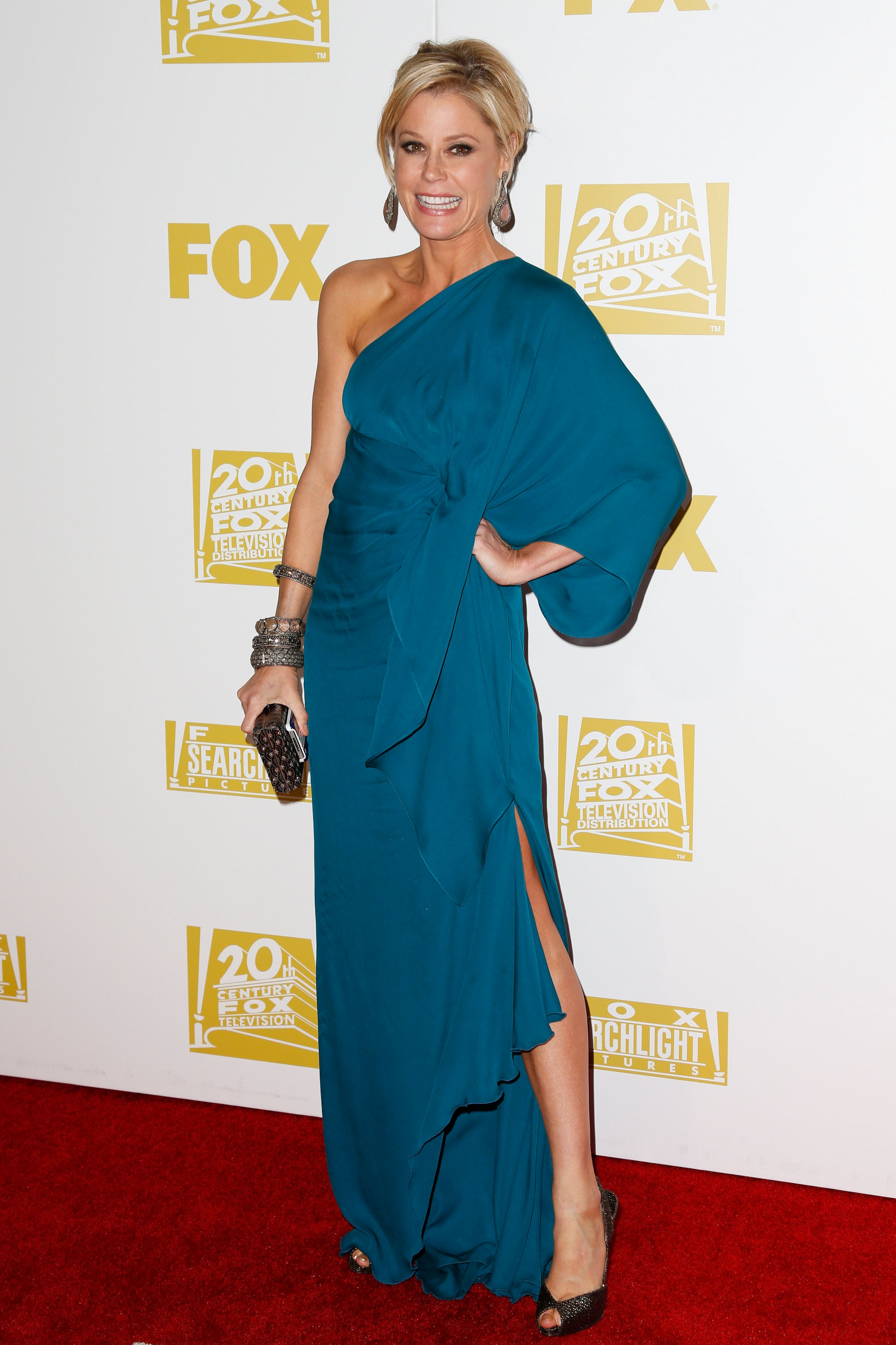 Julie Bowen attended the Fox Searchlight party.