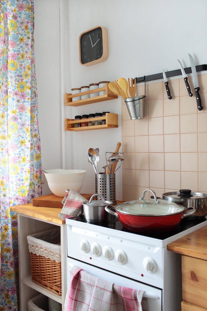 Kitchen wall storage tips and tricks popsugar food Home decor hacks pinterest