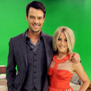 Josh Duhamel & Julianne Hough Celebrate New Movie Safe Haven