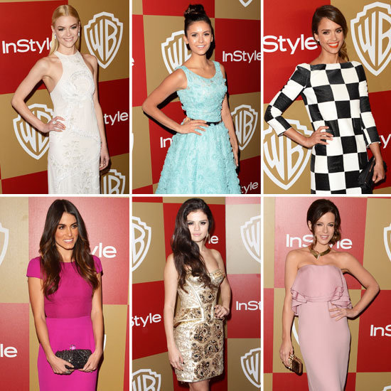 The fabulous fashion didn't stop after the Globes ended. Don't forget — after the party is the afterparty.