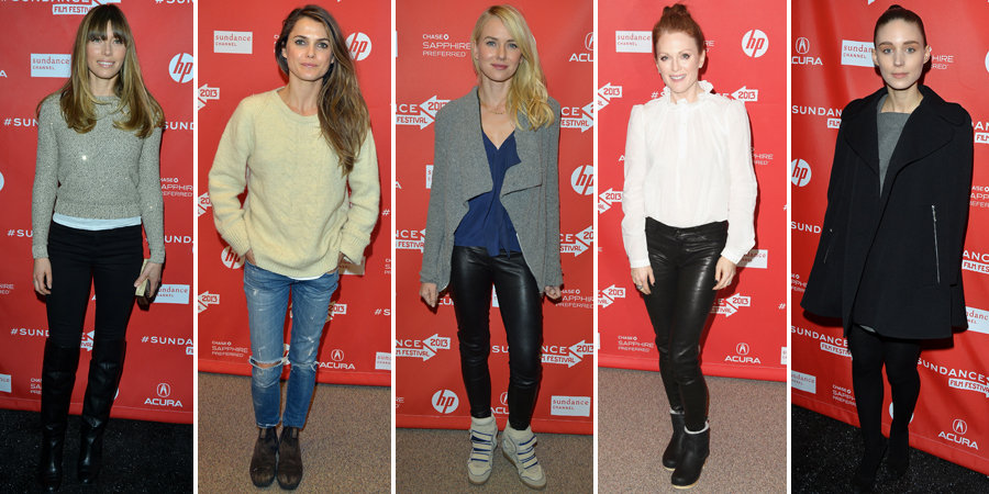 See Every Stylish Moment Straight From Sundance Right Here