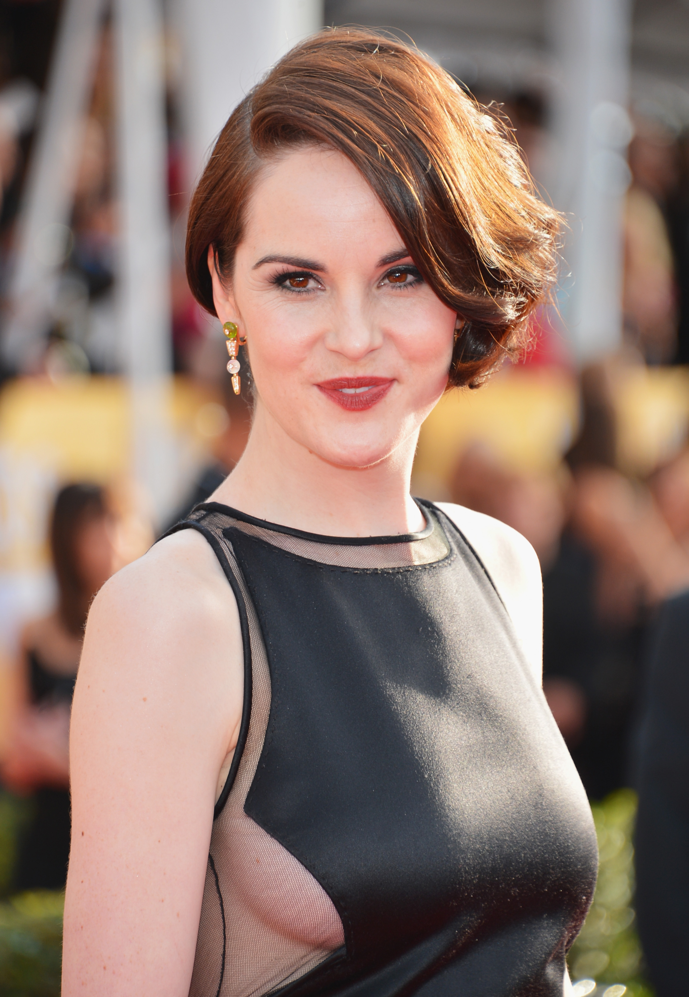 Michelle Dockery | All the Ladies on the SAG Awards Red ...