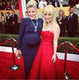 Busy Philipps and Kaley Cuoco joined forces for a photo op on the SAG Awards red carpet. Source: Instagram user sagawards