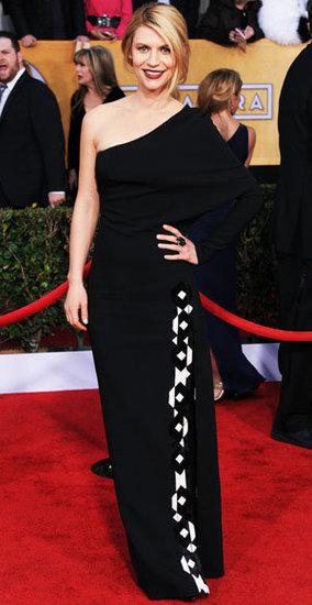 Claire Danes(2013 SAG Awards)