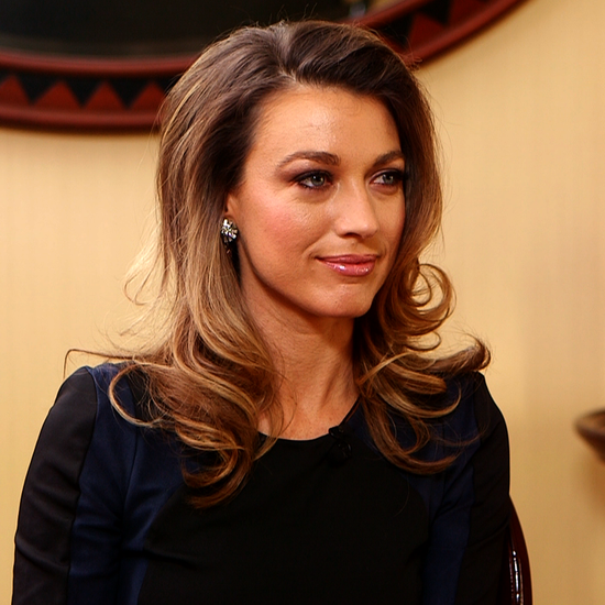 Natalie Zea Interview on The Following (Video)
