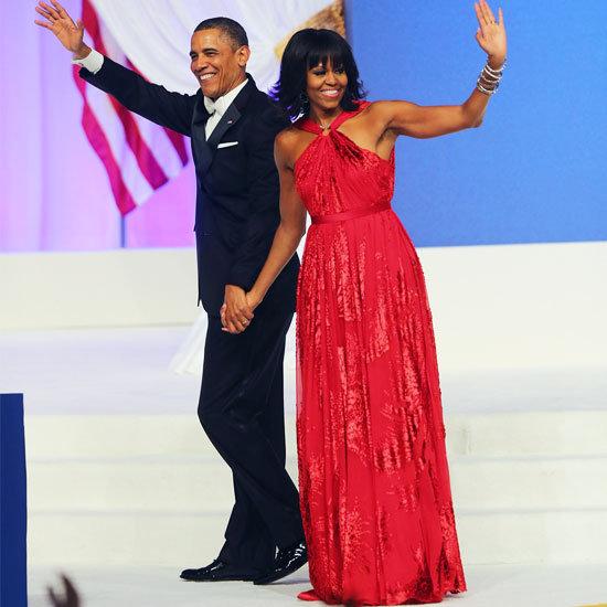 Michelle Obama Inauguration Style 2013