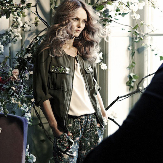 Vanessa Paradis Is the Face of H&M's New Line