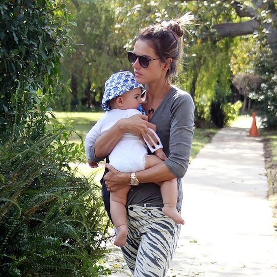 Alessandra Ambrosio With Noah Mazur in LA | Pictures