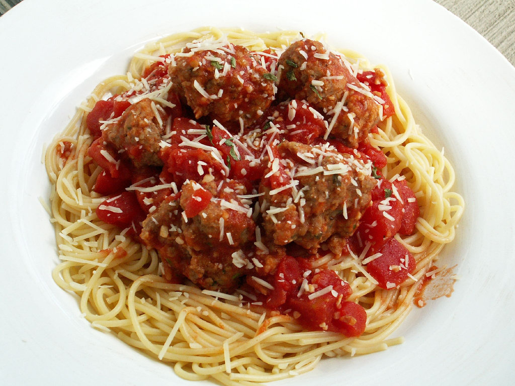 """Chia """"Real-Meat"""" Meatballs"""