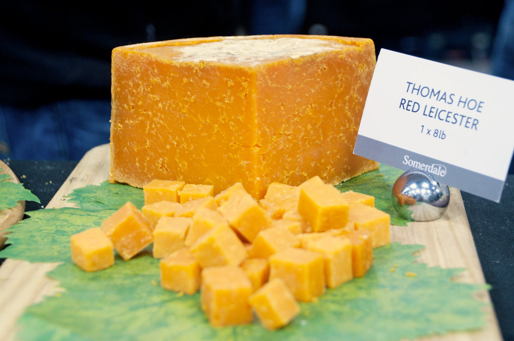 Thomas Hoe Red Leicester