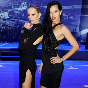 Adriana Lima Pictures at IWC Schaffhausen Party in Geneva