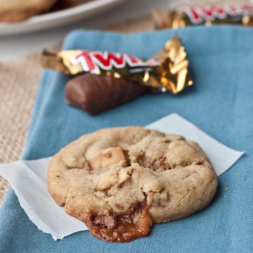 Cookies and Desserts Made With Candy Bars For Kids