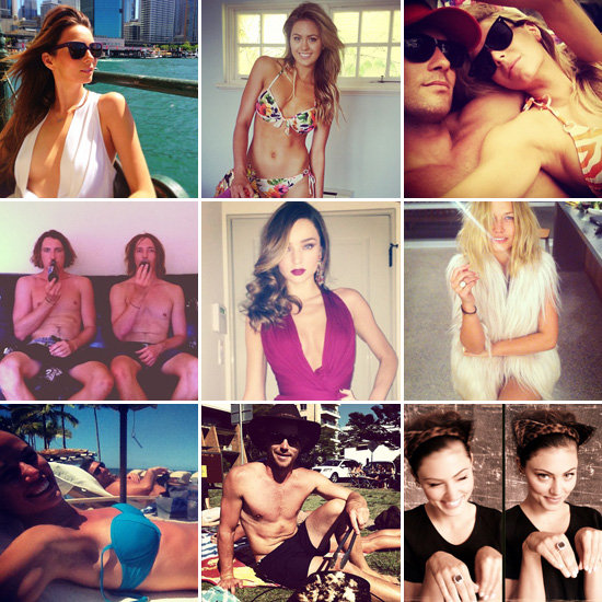 Sexy Twitter and Instagram Pictures From Aussie Celebrities