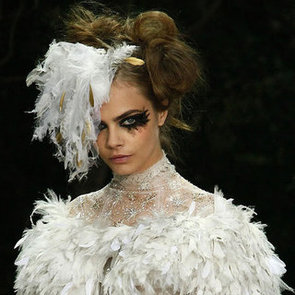 Chanel 2013 Spring Paris Haute Couture Fashion Week Beauty
