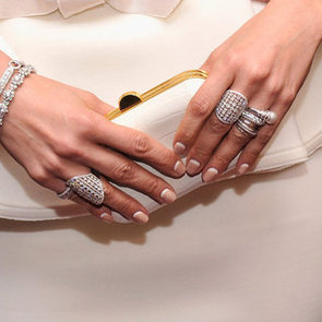 Celebrity Beauty Trend? The Upside-Down French Manicure