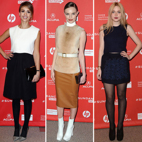 Every Celebrity Look from the 2013 Sundance Film Festival