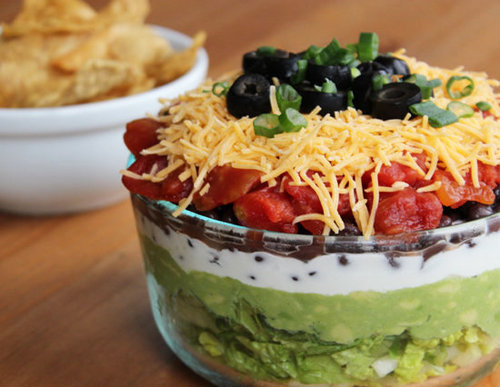 Recipe For Healthy Mexican Dip | POPSUGAR Fitness Australia
