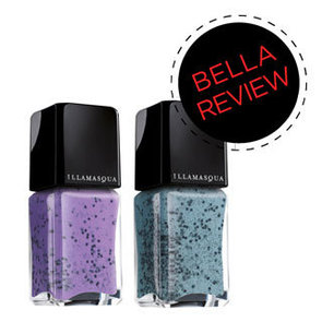 Review of Illamasqua Speckled Nail Varnish