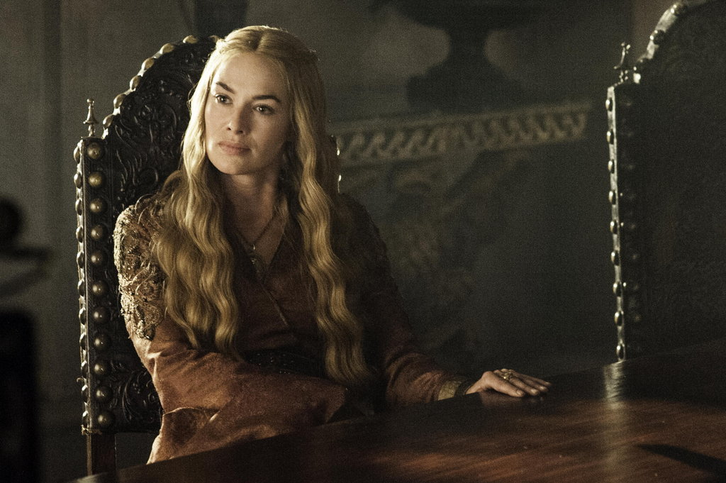 Cersei Lannister (Lena Headey) remains as regal as always.