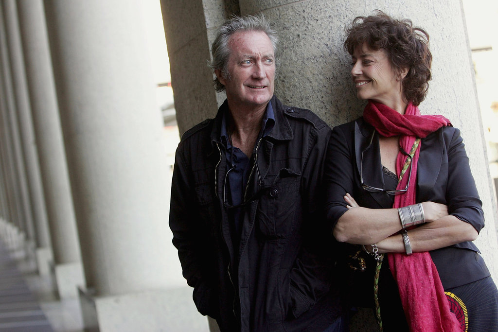 Bryan Brown and Rachel Ward