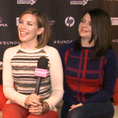 image Casey wilson and june diane raphael show their butts